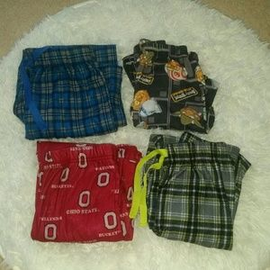 Other - Pajama pants, fleece. Boys size 10/12.